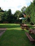 Malt Shovel beer garden