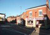 Moor Street/Sitwell Street junction
