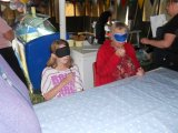 Blindfolded Ice Cream Tasting