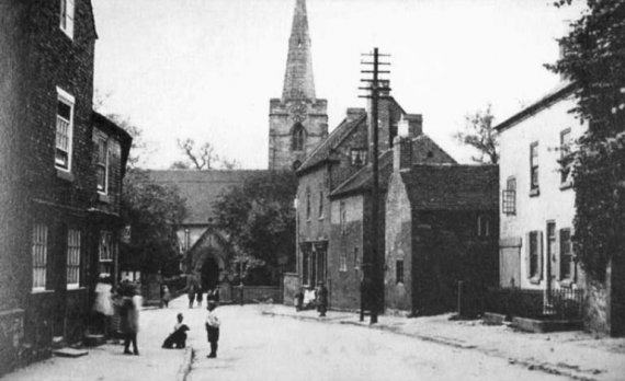 Church Street (early 1900s)