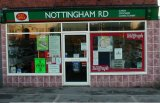 Former Nottingham Road Post Office