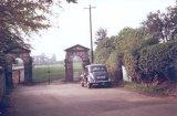 Field House Gates