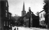 Photos of Spondon in the 1920s-40s