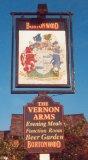 Vernon Arms sign