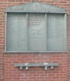 Spondon War Memorial
